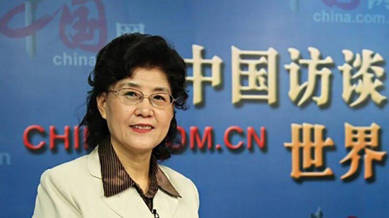차이샤 전 중앙당교 교수 | SCMP=연합뉴스