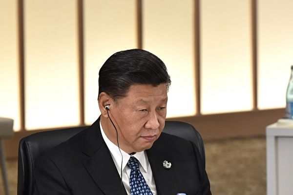 시진핑 중국 공산당 총서기 | Kazuhiro NOGI - Pool/Getty Images