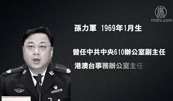 쑨리쥔 체포와 시진핑 6번의 타협