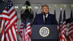 트럼프, 2020년 대선은 '아메리칸 드림과 사회주의 사이의 선택'
