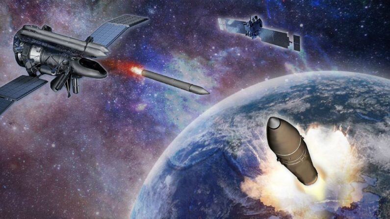 우주 무기 | 연합뉴스