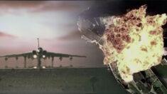 '美 공군기지 폭격' 중공군 올린 영상, 할리우드 영화 도용한 가짜