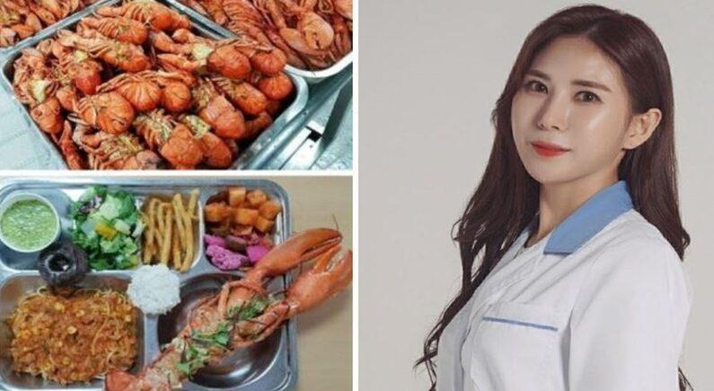 김민지 영양사 인스타그램