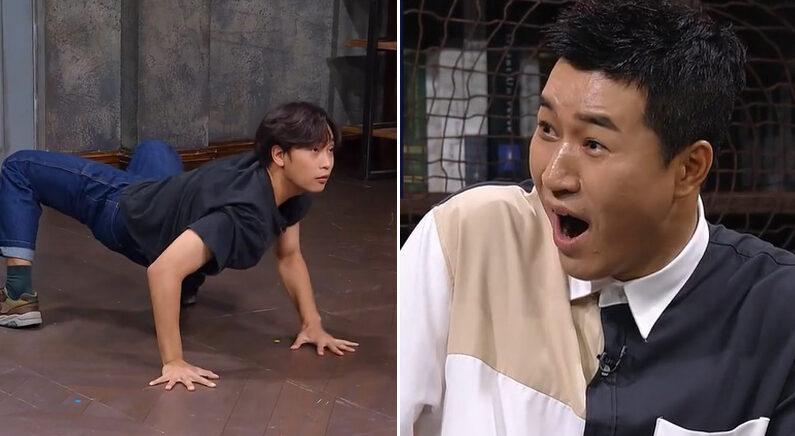 JTBC '장르만 코미디'