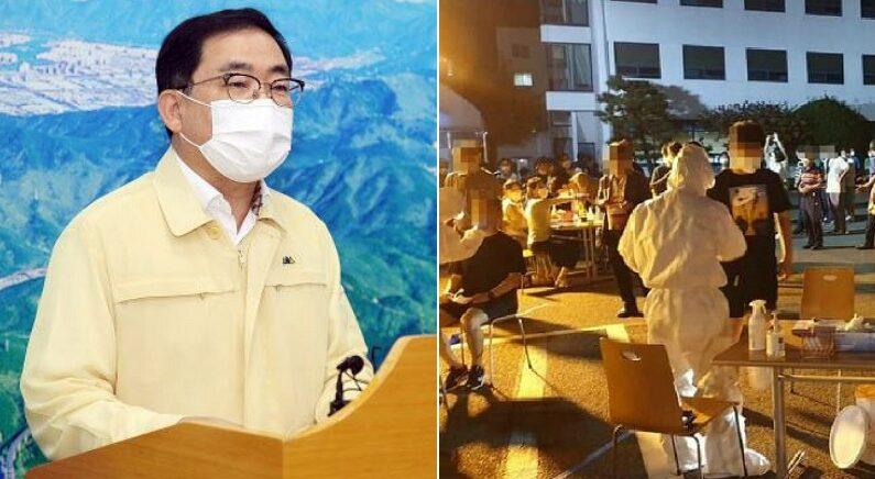 [좌] 허성무 창원시장 / 창원시 제공, [우] 허성무 창원시장 페이스북