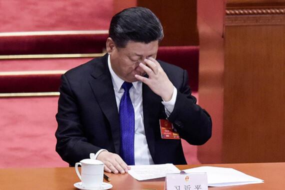 시진핑 중국 공산당 총서기 | FRED DUFOUR/AFP/Getty Images