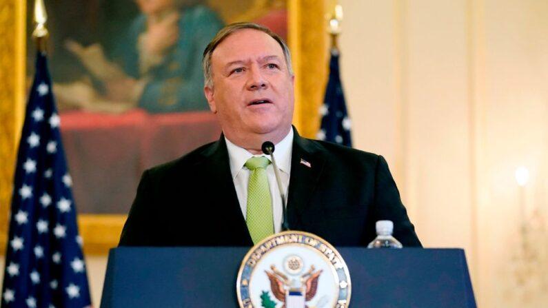 마이크 폼페이오 미 국무장관 | AFP=연합뉴스