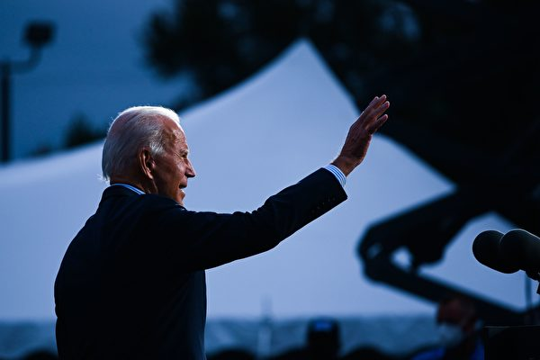 조 바이든 미국 민주당 대선후보 | ROBERTO SCHMIDT/AFP via Getty Images