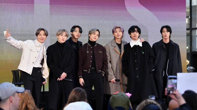 K-POP 그룹 BTS | 연합뉴스