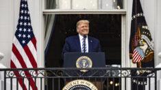 트럼프 이틀 연속 중공 바이러스 음성 판정 : 백악관 의료진