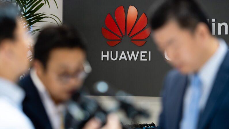 중국 통신장비업체 화웨이 | EPA=연합뉴스