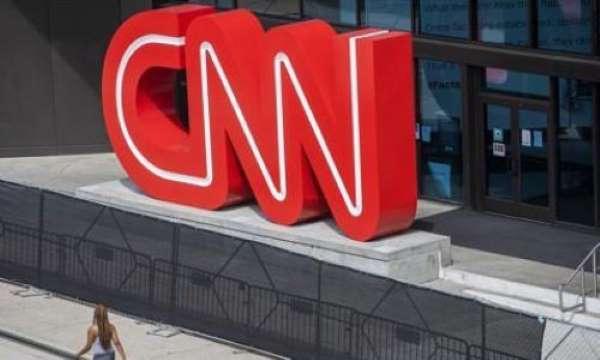 미국 CNN방송 로고. | EPA,연합