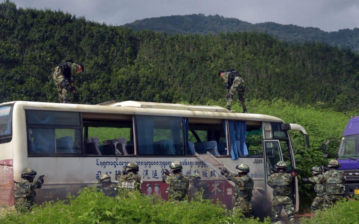 [단독] 中공산당, 공안·경찰도 '일대일로'…동남아 교육훈련 제공하며 접근