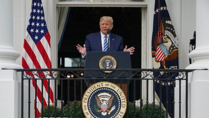 도널드 트럼프 미국 대통령 | MANDEL NGAN/AFP via Getty Images=연합뉴스
