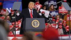 """트럼프 """"대선 결과 늦춰지면 대법원 책임"""" 우편투표 연장 판결 비판"""