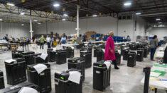 조지아주, 도미니언 투표기 데이터 삭제…법원 중단명령 내렸다 번복 후 다시 중단명령