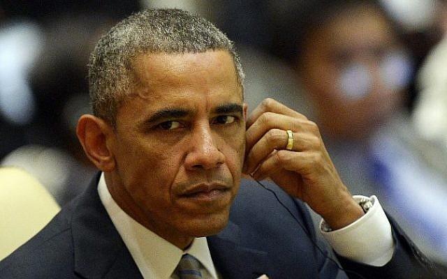 버락 오바마 전 미국 대통령 | AFP=연합