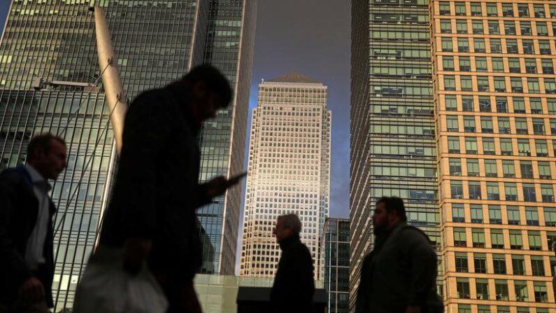 영국 런던의 금융 중심지 카나리워프 | 로이터=연합