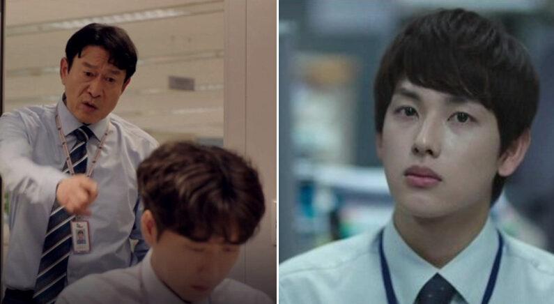 [좌] MBC '꼰대인턴' [우] tvN '미생'