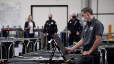 """""""가장 안전한 선거""""라던 미 국토안보부, 선거 전 '전자투표기 해킹 취약' 경고 받았다"""