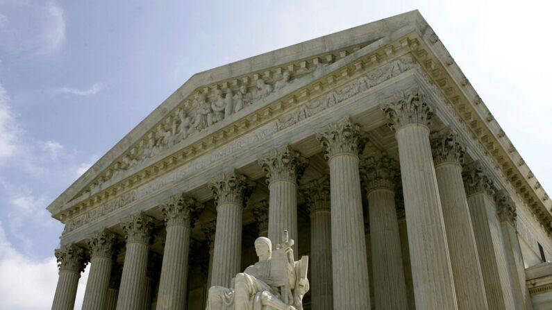 미국 워싱턴DC의 연방대법원 청사   Mark Wilson/Getty Images