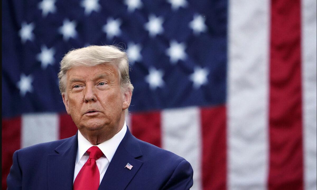 대통령 트럼프, 헌법이 부여한 특별한 권한 발휘할 때 됐다