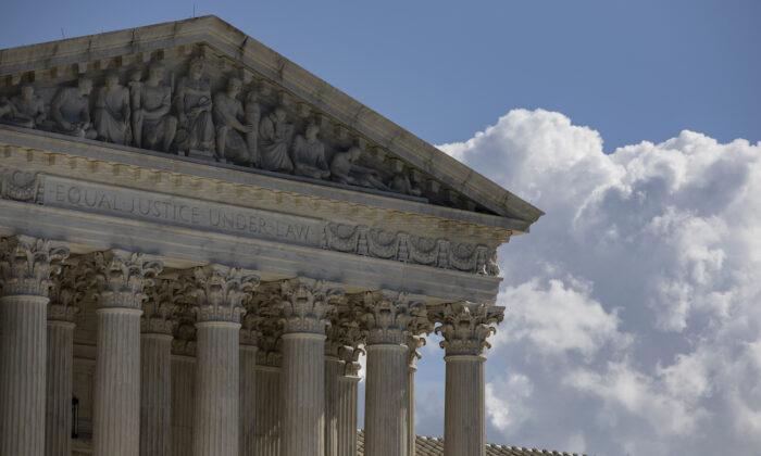 미국 컬럼비아구 워싱턴DC의 연방대법원 건물 | Samuel Corum/Getty Images