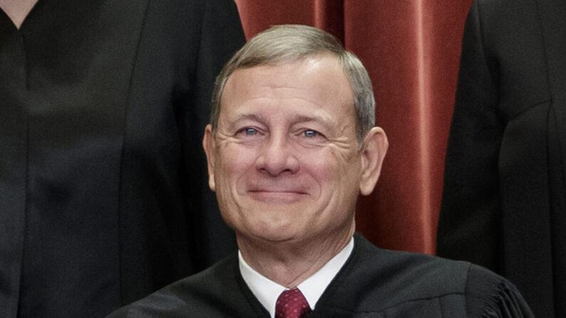 존 로버트 미 연방 대법원장 | AP Photo/J. Scott Applewhite, File=연합