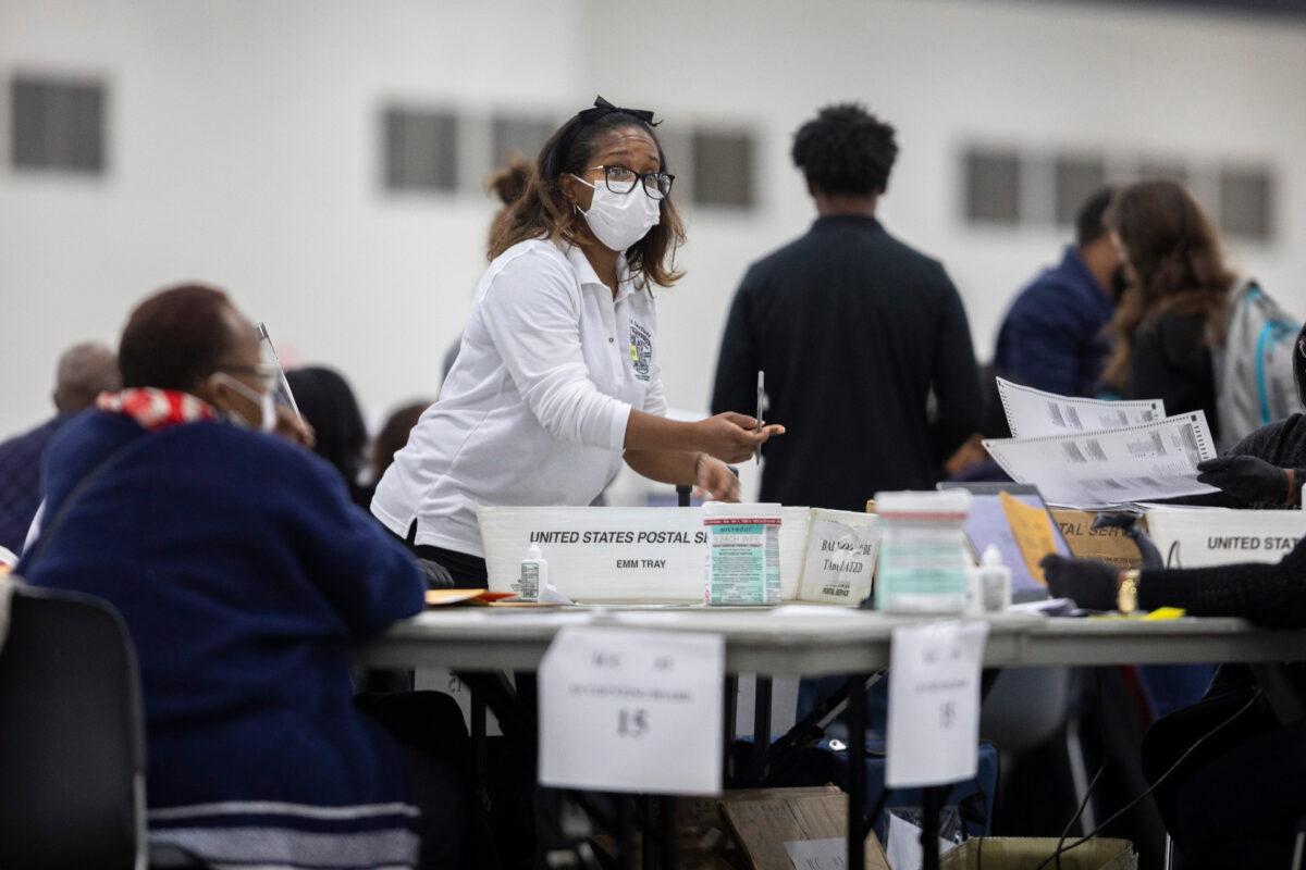 미시간 주무장관, 선거 데이터 대거 삭제 지시....공화당 강력 반발