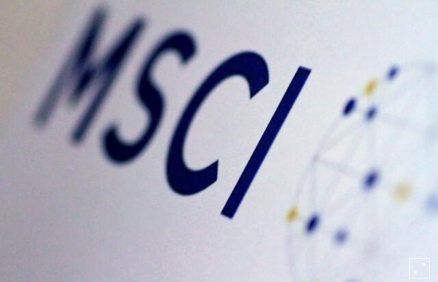 MSCI, 중국기업 일부가 미국 주가지수서 제외된다. | 로이터=연합