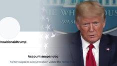 무슨 메시지 남겼길래…트위터 영구차단 사유된 트럼프 게시글 2건