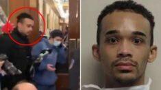 미 법무부, 의사당 습격에 가담한 BLM 운동가 기소