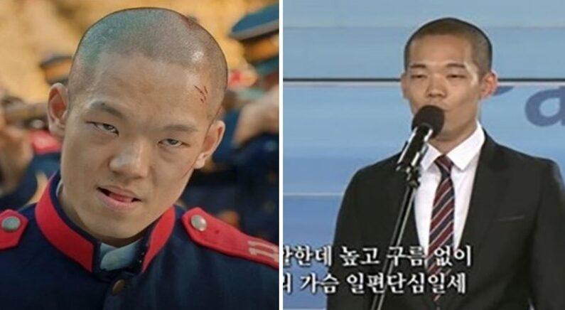 tvN '미스터 션샤인'(좌), MBC '광복절 행사'(우)