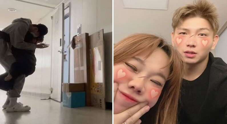 제이쓴, 홍현희 인스타그램