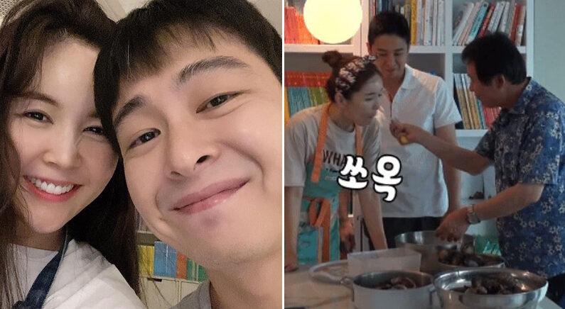 [좌] 장영란 인스타그램 [우] TV조선 '아내의 맛'