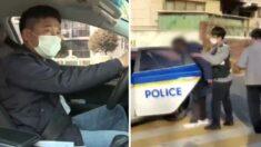 초조해 하며 목적지를 계속 바꾼 탓에 택시기사에게 딱 걸린 '피싱범' 승객