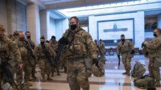 미 취임식 앞두고 철통경계…주방위군 2만명 워싱턴 배치