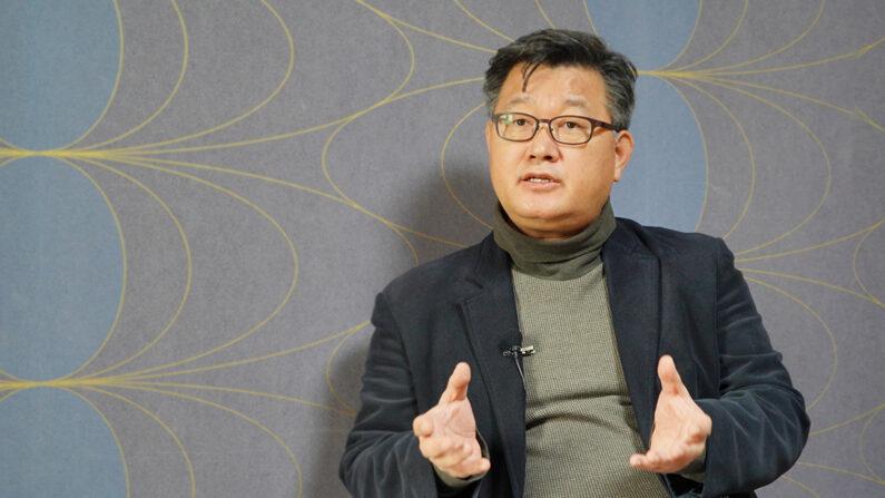 이호선 국민대 법대교수   에포크타임스