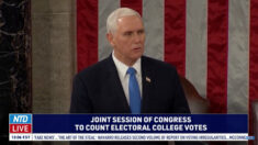 """트럼프, '선거인단 반대 권한 없다'는 부통령에 """"용기가 없었다"""""""