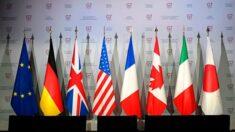 """7개국 의원 69명  연대 서명 """"G7 국가가 함께 중공에 대항해야"""""""