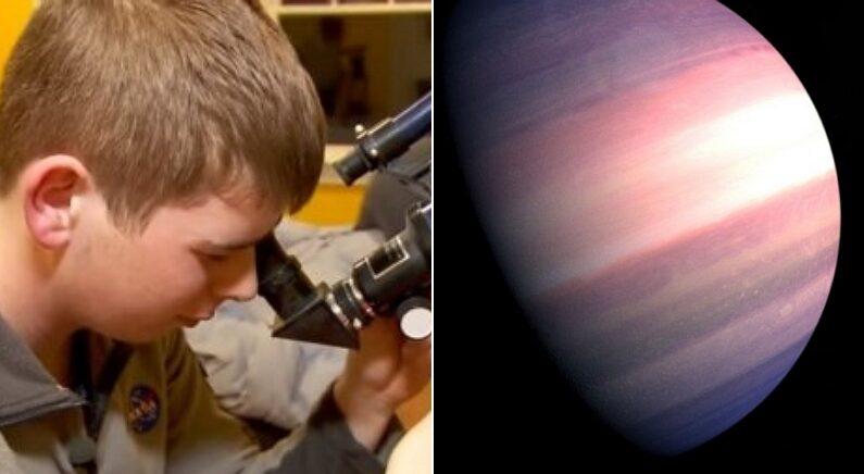 [좌] CNN, [우] YouTube 'NASA Goddard'