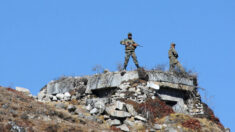 中, 인도와 국경분쟁 지역에 집 100채 짓고 마을 건설