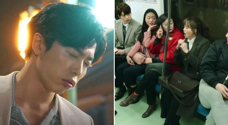 기사와 관련 없는 자료 사진 [좌]  tvN '그녀의 사생활' [우] JTBC '미스 함무라비'