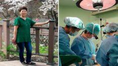 '뇌사 판정' 받은 후 3명에게 새 생명 선물하고 떠난 60대 요양보호사