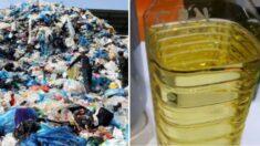 쓰고 버린 폐비닐서 '고품질 기름' 뽑아내는 기술 개발한 국내 연구팀