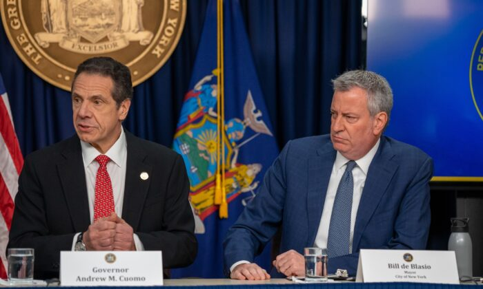 美 뉴욕시장, 쿠오모 주지사 성희롱 의혹 전면조사 촉구