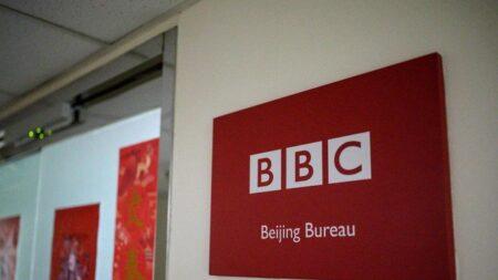 괴롭힘과 협박 시달리던 BBC 중국 특파원, 대만으로 '전근'