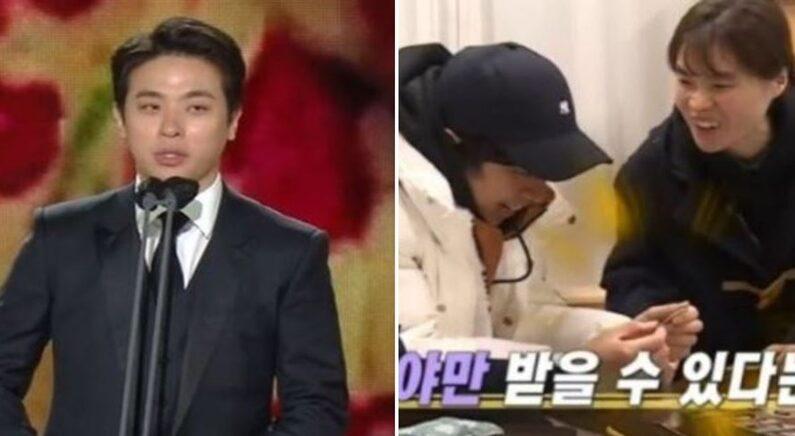 SBS '제41회 청룡영화상'(좌),  MBC '나혼자 산다'(우)