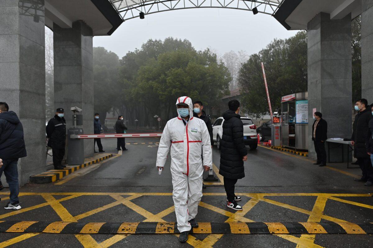 中 공산당, 손에 쥔 코로나 기원 데이터 공개 안 했다...유출 문서