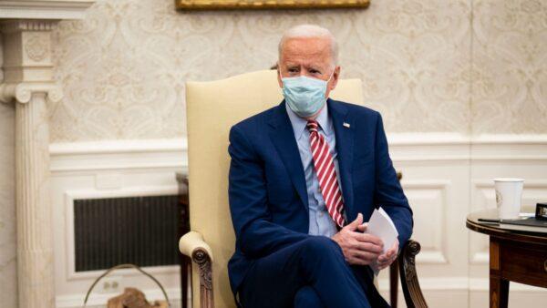 미국 대통령 조 바이든 | Doug Mills-Pool/Getty Images
